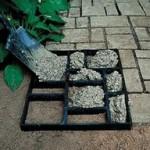 utilizzare pietre dell'orto